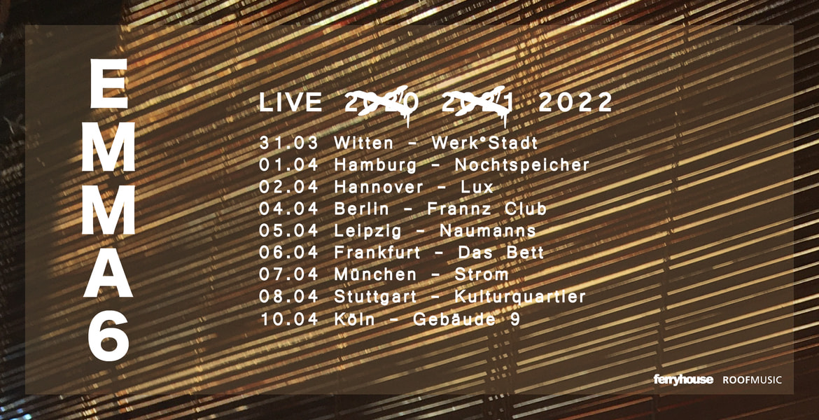 Tickets EMMA6, Live 2022 in Stuttgart